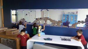 Özel Okul – Akrilik Deniz Akvaryumu