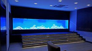 Fabrika Merkezi – Akrilik Canlı Resif / Deniz Akvaryumu
